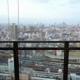大阪の街を見下ろす2